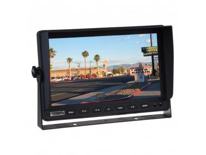 """AHD monitor 10,1"""" s 2x 4PIN vstupy - sv1012AHD"""