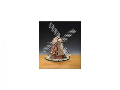 AMATI Holandský větrný mlýn 1:30 kit - KR-25206