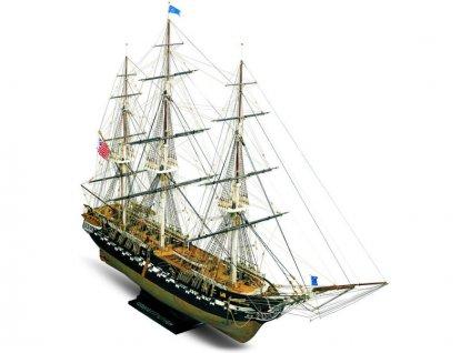 MAMOLI USS Constitution 1:93 kit - KR-21731