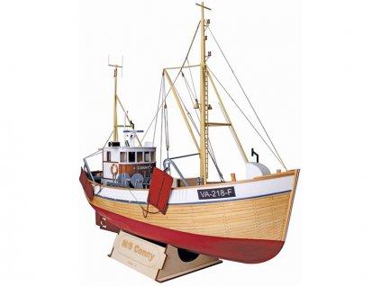 Modell-Tec MS Conny 1:25 kit - KR-24521