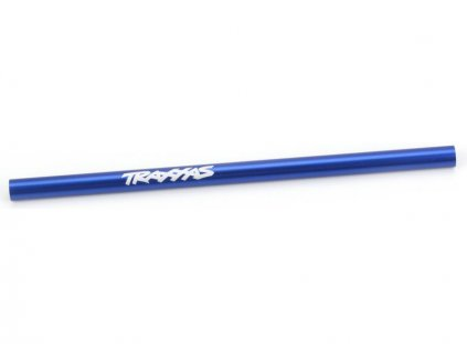 Traxxas hliníková centrální hřídel modrá - TRA6755
