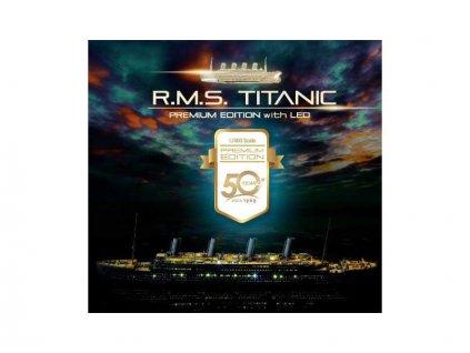 Academy Titanic Premium Edition s LED (1:400) - AC-14226