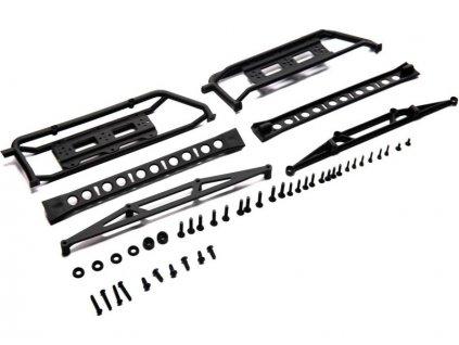 Axial nástavba karosérie: SCX10 III Jeep JT Gladiator - AXI230027