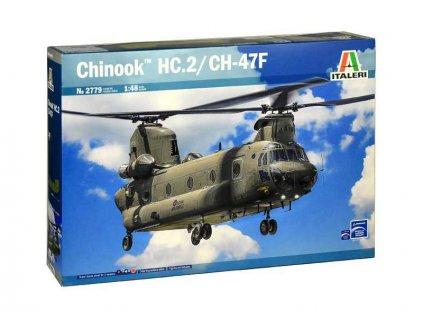 Italeri Boeing Chinook HC.2 CH-47F (1:48) - IT-2779