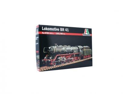 Italeri Lokomotive BR41 (1:87 / HO) - IT-8701