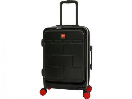 """LEGO Luggage Cestovní kufr Fasttrack 20"""" - černý - LEGO20156-0026"""