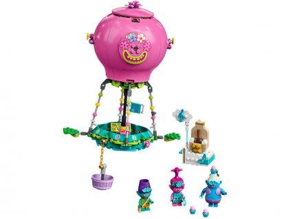 LEGO Trolls - Trollové a let balónem - LEGO41252