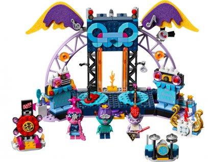 LEGO Trolls - Trollové a rockový koncert - LEGO41254