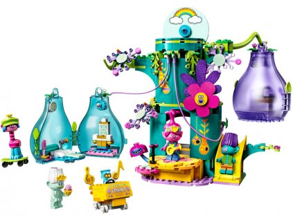 LEGO Trolls - Párty v Popíkově - LEGO41255