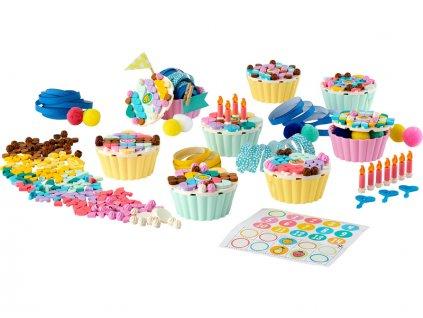 LEGO DOTs - Kreativní sada party dortíků - LEGO41926