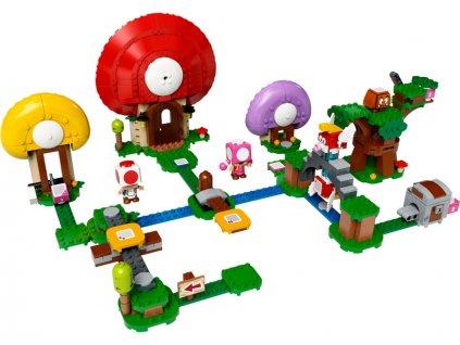 LEGO Super Mario - Toadův lov pokladů – rozšiřující set - LEGO71368