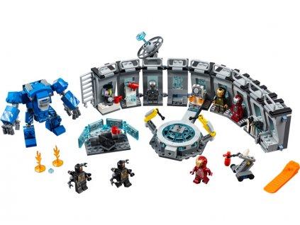 LEGO Avengers - Iron Man a jeho obleky - LEGO76125