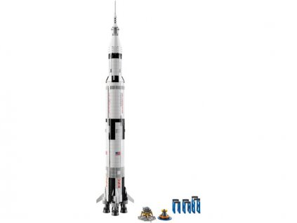 LEGO Ideas - NASA Apollo Saturn V - LEGO92176