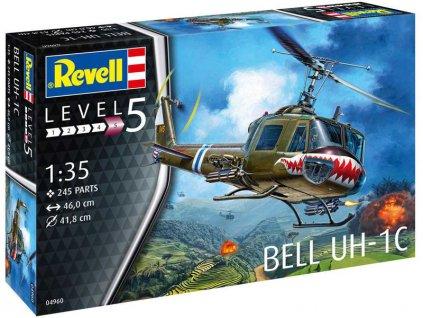 Revell Bell UH-1C (1:35) - RVL04960