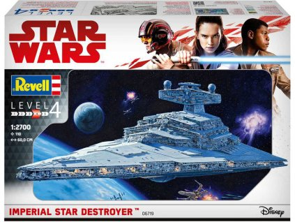 Revell SW Imperial Star Destroyer (1:2700) - RVL06719