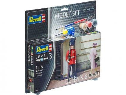 Revell figurka Queens Guard (1:16) sada - RVL62800