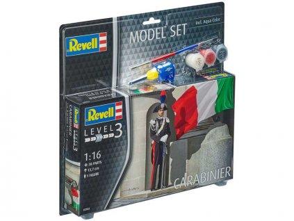 Revell figurka Carabiniere (1:16) sada - RVL62802