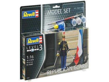 Revell figurky - Republican Guard (1:16) sada - RVL62803