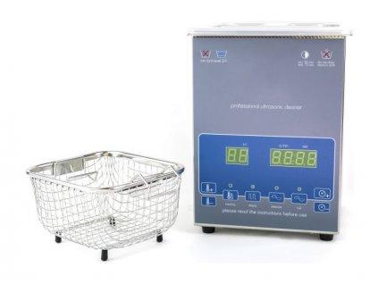 Shesto ultrazvuková čistička s ohřevem 2l - SH-UT8021/EUK