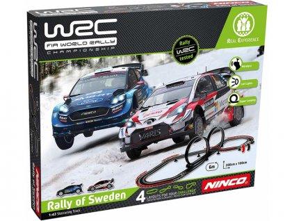 WRC Rally Sweden 1:43 - WRC91013