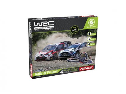 WRC Rally of Finland 1:43 - WRC91014
