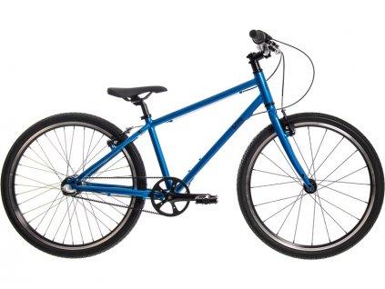 """Bungi Bungi - Dětské kolo 24"""" 3-rychlostní ultra lehké modré - BU-L24-3BB"""