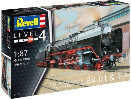 Revell BR01 s tendrem T32 (1:87) - RVL02172