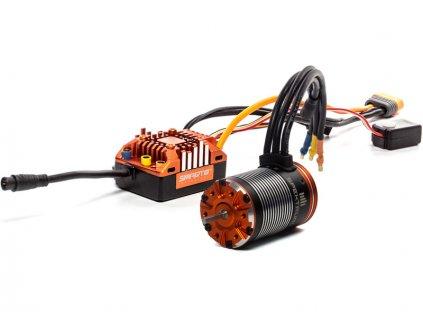 Spektrum Firma Sensored Crawler Power System 1:10 - SPMXSEMC08