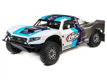 Losi 5ive-T 2.0 V2 1:5 4WD SCT BND modrá - LOS05014V2T1