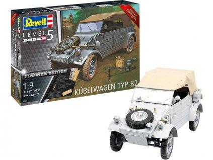 Revell Kübelwagen Typ 82 Platinum Edition (1:9) - RVL03500