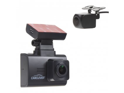"DUAL 2K kamera s 2,45"" LCD, GPS, WiFi, české menu - dvrb20wifiDUAL"