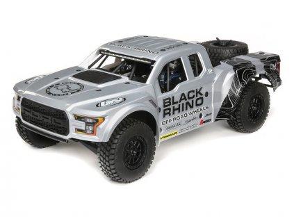 Losi Ford Raptor Baja Rey V2 1:10 4WD RTR Black Rhino - LOS03020V2T2
