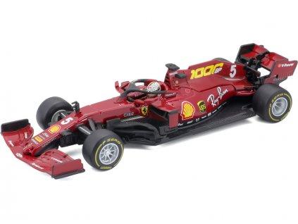 Bburago Signature Ferrari SF1000 #5 Vettel - BB18-36819V
