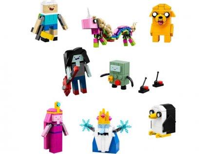 LEGO Ideas - Čas na dobrodružství - LEGO21308