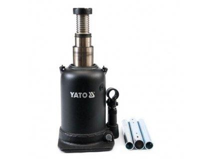 Hever pístový hydraulický 12T 230-593mm YATO