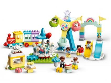 LEGO DUPLO - Zábavní park - LEGO10956