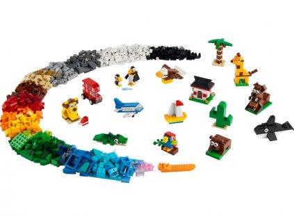 LEGO Classic - Cesta kolem světa - LEGO11015