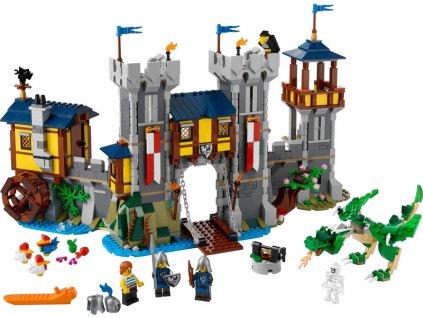 LEGO Creator - Středověký hrad - LEGO31120