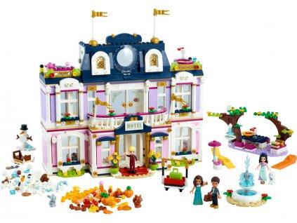 LEGO Friends - Hotel v městečku Heartlake - LEGO41684
