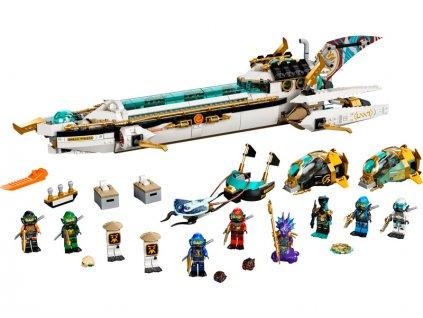 LEGO Ninjago - Odměna na vlnách - LEGO71756