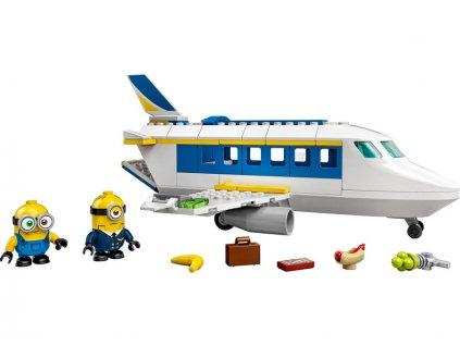 LEGO Minions - Mimoňský pilot v zácviku - LEGO75547
