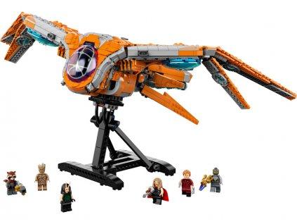 LEGO Super Heroes - Loď Strážců - LEGO76193