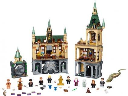 LEGO Harry Potter - Bradavice: Tajemná komnata - LEGO76389