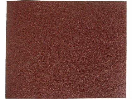Plátno brusné archy ERSTA, bal. 10ks, 230x280mm, P60