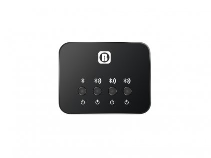 3in1 Bluetooth audio adaptér násobič / AUX vstup - 80563