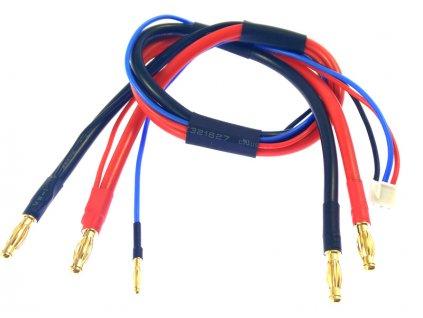 H-Speed nabíjecí kabel s 6S XH - 4mm/2mm 40cm - HSPC001
