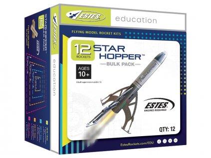 Estes Star Hopper Kit (12ks) - RD-ES1721