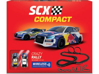 SCX Compact Crazy Rally - SCXC10306X500