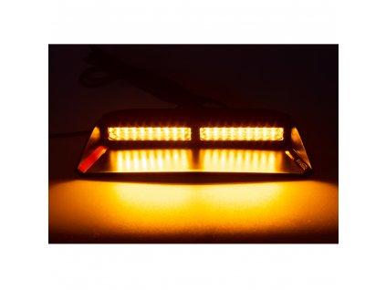 PROFI výstražné LED světlo vnitřní, 12-24V, oranžové, ECE R65 - 911-X9visorORA