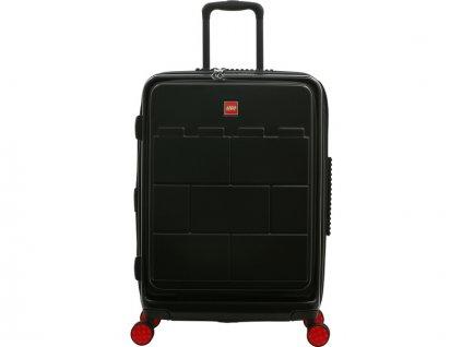 """LEGO Luggage Cestovní kufr Fasttrack 24"""" - černý - LEGO20157-0026"""